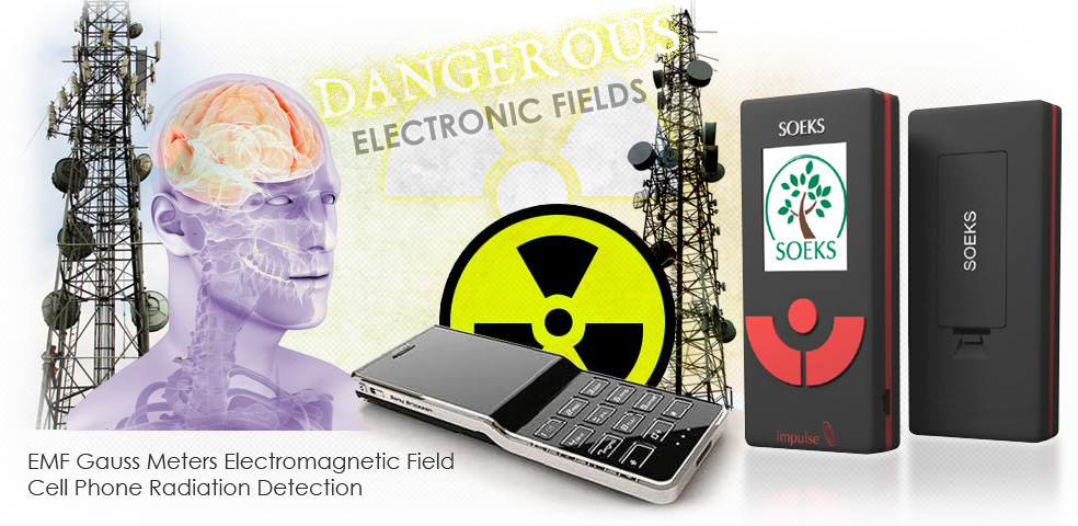 3Electromagnetic Field Cell Phone Radiation Detection